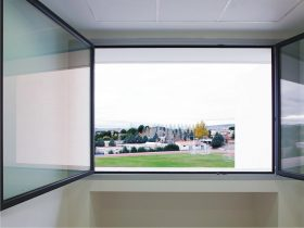 window system hinged cor 60